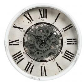 Часы настенные для барбершопа