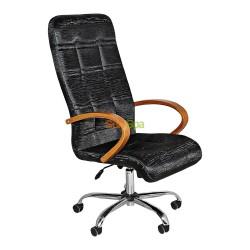 Кресло руководителя СН - 854 дерево BS