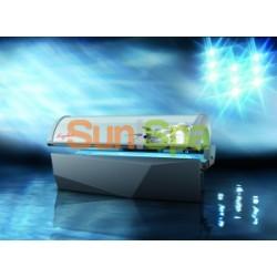 Горизонтальный солярий ERGOLINE FLAIR 200 super power BS