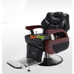 Мужское парикмахерское кресло C705 BS