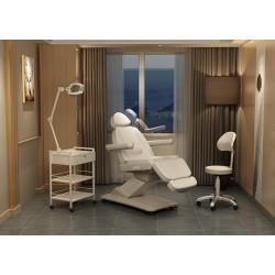 Кресло косметологическое, кушетка MK35 BS