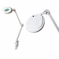 Лампа-лупа/диоптрии + кронштейн (22W 8) BS