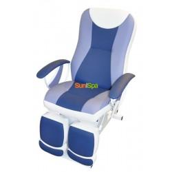 Педикюрное косметологическое кресло Ирина электропривод, 2 мотора BS