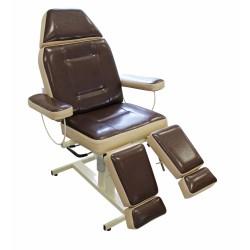 Педикюрное косметологическое кресло «Анна» (гидравлическое) (Эконом 002/198)
