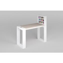"""Маникюрный стол с подставкой для лаков """"Matrix"""""""