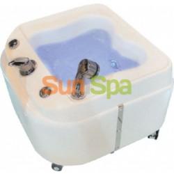 Гидромассажная ванночка с подсветкой BS
