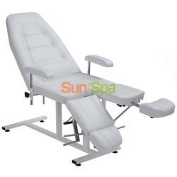Педикюрно-косметологическое кресло ПК-03 гидравлика BS