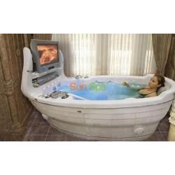 Гидромассажная ванна С-280 T-REM Caribbean Paradise Limited Edition BS