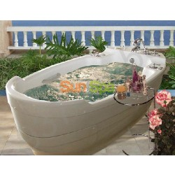 Гидромассажная ванна C-280 T MC-08 BS