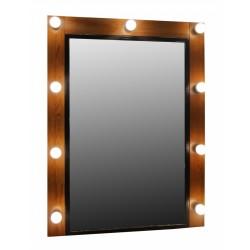 """Зеркало визажиста c лампами """"Barber jack-2"""""""