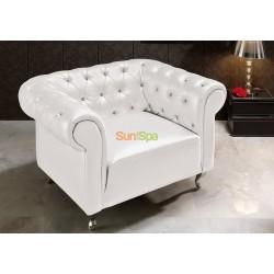 Кресло Dupen B-7 white BS