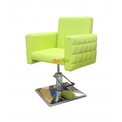 Парикмахерское кресло Марта гидравлическое BS