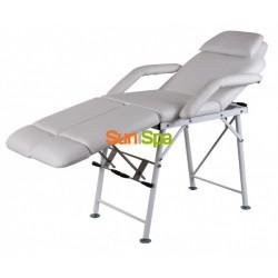 Педикюрно-косметологическое кресло МД-602 (складное) BS