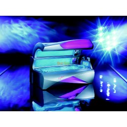 Горизонтальный солярий ERGOLINE AFFINITY 600-S twin power BS