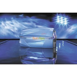 Горизонтальный солярий ERGOLINE INSPIRATION 450-S twin power BS