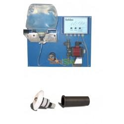 Соляной генератор SOLDOS-V2 для влажных помещений BS