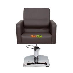 Парикмахерское кресло МД-165 гидравлика BS