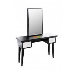 Зеркало c рабочим столом стилиста АДЕЛЬ BS