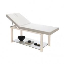 Массажный стол White BS