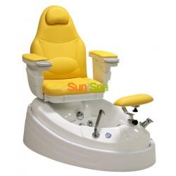 Педикюрное кресло с гидромассажной ванной PEDI SPA BS