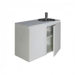 Лаборатория с раковиной City Sink shining laminate BS