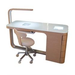 Маникюрный стол Hibiscus nail BS