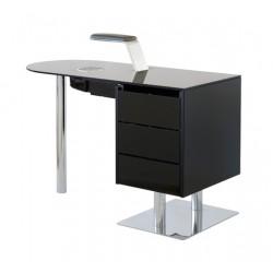 Маникюрный стол Star Nail Premium Black BS