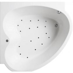 Акриловая ванна Amadeo Aero BS