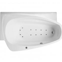 Акриловая ванна Tizian 160 Aero BS