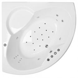 Акриловая ванна Jupiter, Io Combi BS