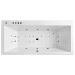 Акриловая ванна Mars 190 Combi BS