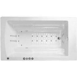 Акриловая ванна Salvadore 170 Combi BS