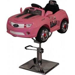 """Детское парикмахерское кресло машинка """"Camaro"""" BS"""
