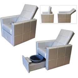 Педикюрное СПА-кресло Cream BS
