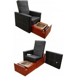 Педикюрное СПА-кресло Dark goldenrod BS