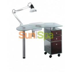 Маникюрный стол 185LX BS