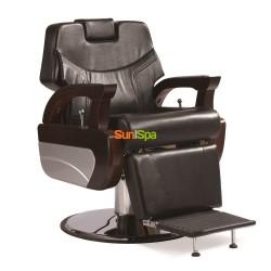 Мужское парикмахерское кресло RIVAL BS