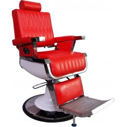 """Кресло для барбершопа """"Томми Red"""""""