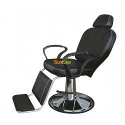 Кресло мужское barber МД-8500 BS