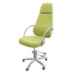 Кресло для визажа Виктория гидравлическое BS
