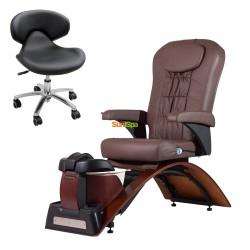 Педикюрное СПА-кресло Simplicity SE Features BS
