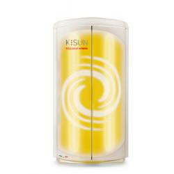 """Вертикальный солярий """"K Sun Exclusive Hybrid"""""""