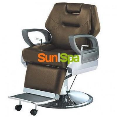 Кресло парикмахерское A100 Коричневое BS