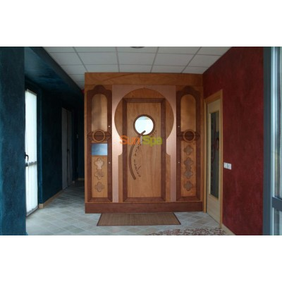 Солевая комната THALATEPEE HALO BS