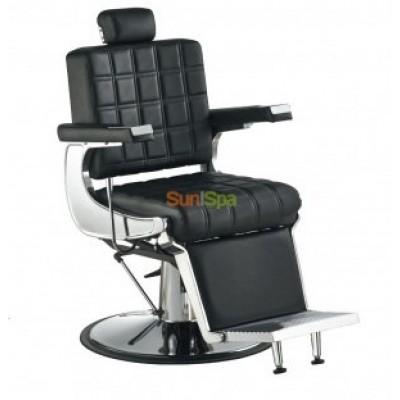 Мужское парикмахерское кресло A150 KING BS