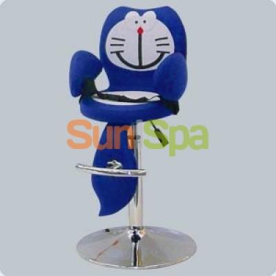 Парикмахерский детский стульчик Котёнок BS
