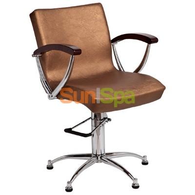 Кресло парикмахерское A73 MALTA BS
