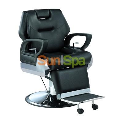 Кресло парикмахерское A100 Черное BS