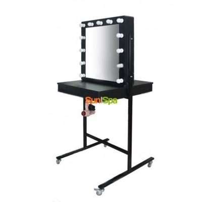 Стол визажиста 2-х сторонний BS