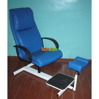Педикюрная группа Надир со стулом для мастера Сеньор BS